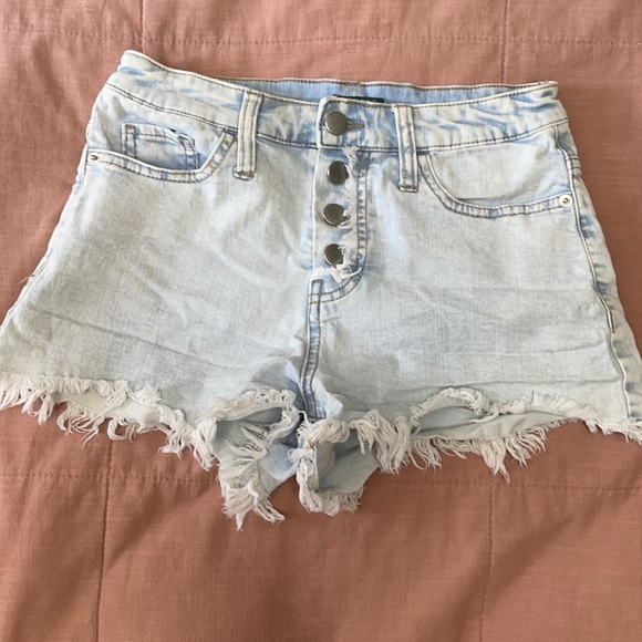 wild fable target jean shorts